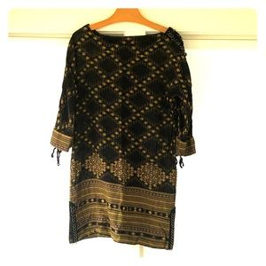New Romantics by Free People embroidered tunic